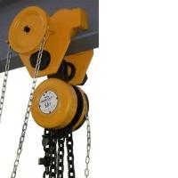 Таль ручная цепная шестеренная передвижная ТРШБК-5,0-У1.1. ТУ 24.09.785-00