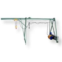 Подъемник строительный «УМЕЛЕЦ» грузоподъемность 320 кг